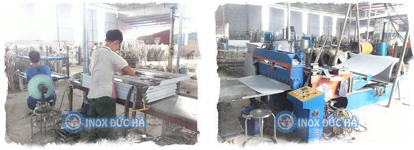 sản xuất bàn ăn công nghiệp