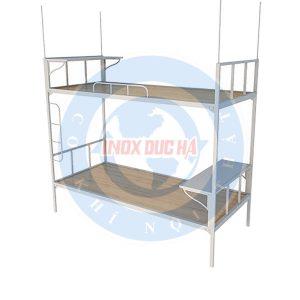 Giường tầng sắt sơn tĩnh điện