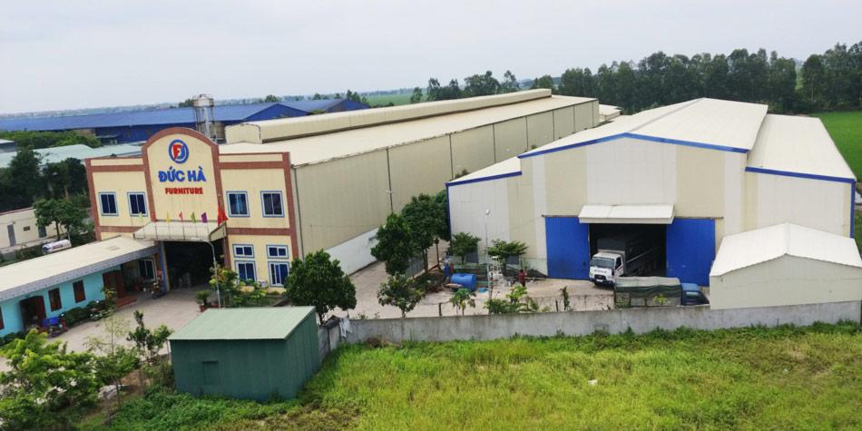 Nhà máy inox Đức Hà
