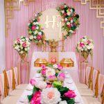 Hoa để ban thờ ngày cưới